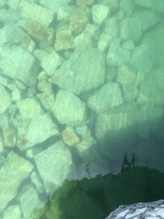知られざる潜水工事~水中での石ならし・掘石工事~
